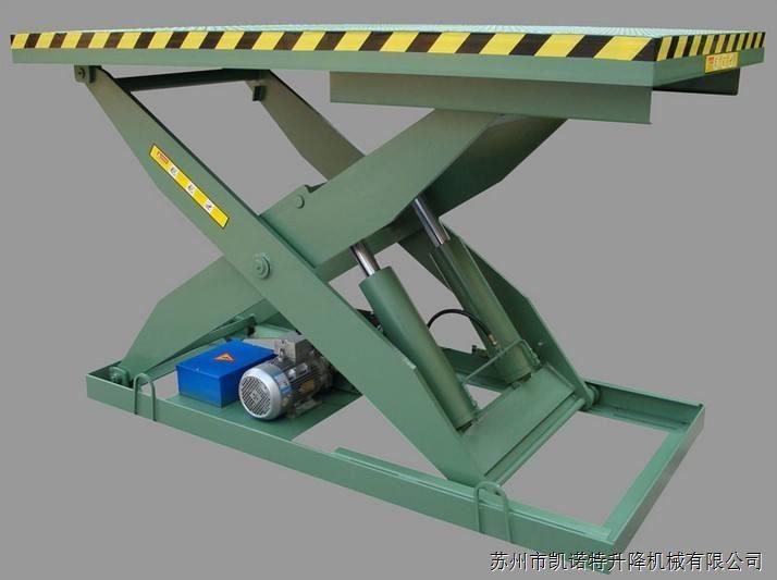 液压升降平台会发生安全事故?安全需保障图片